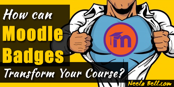 Moodle Badges